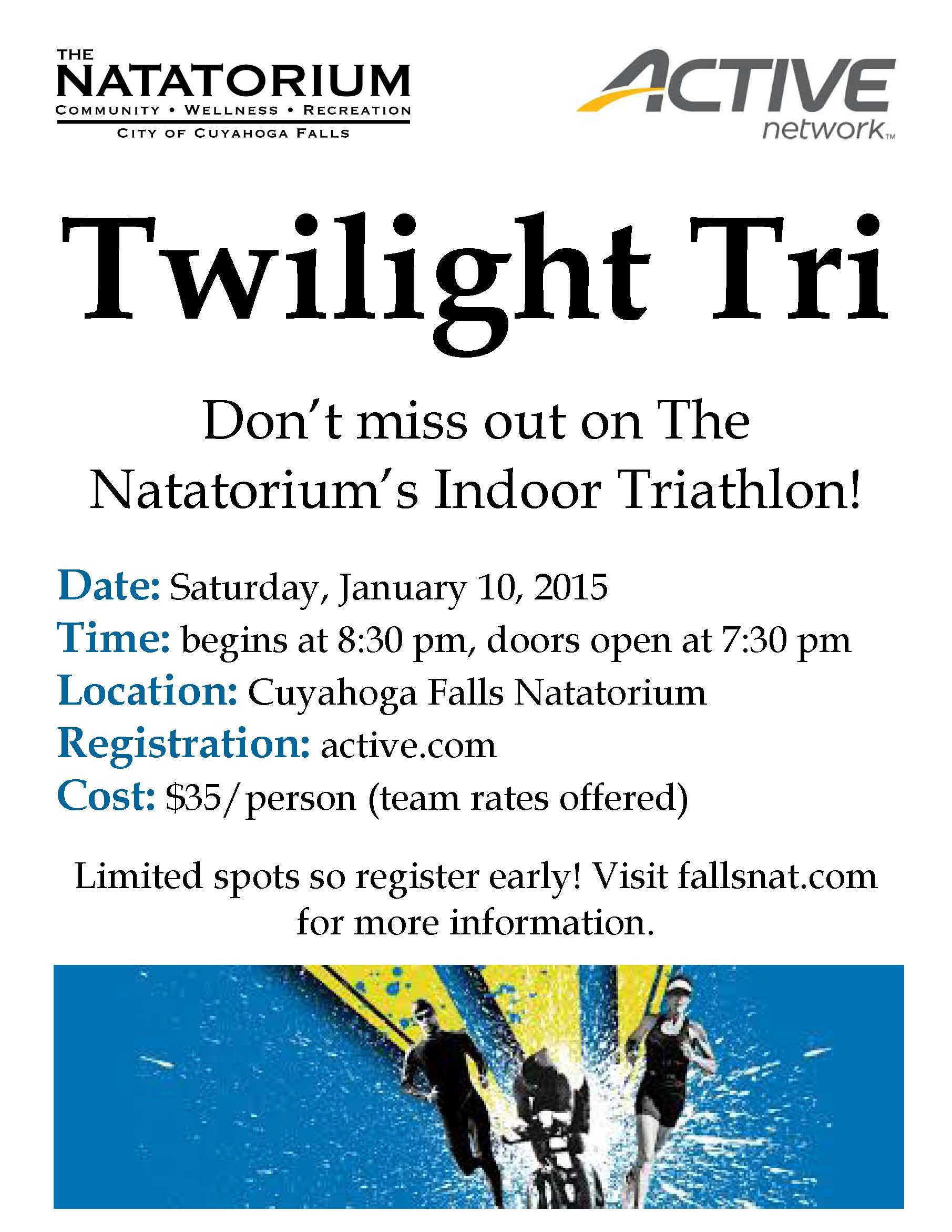 Twilight Tri flyer